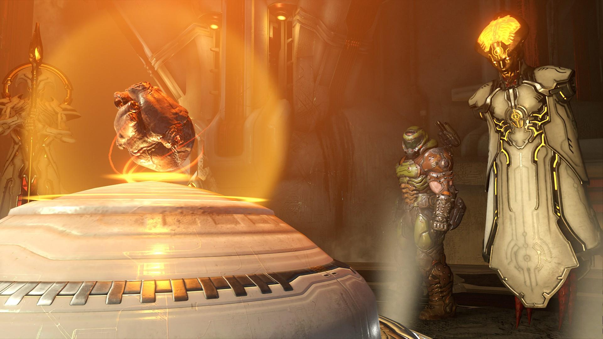 Утёк список достижений из дополнение The Ancient Gods: Part Two для DOOM Eternal