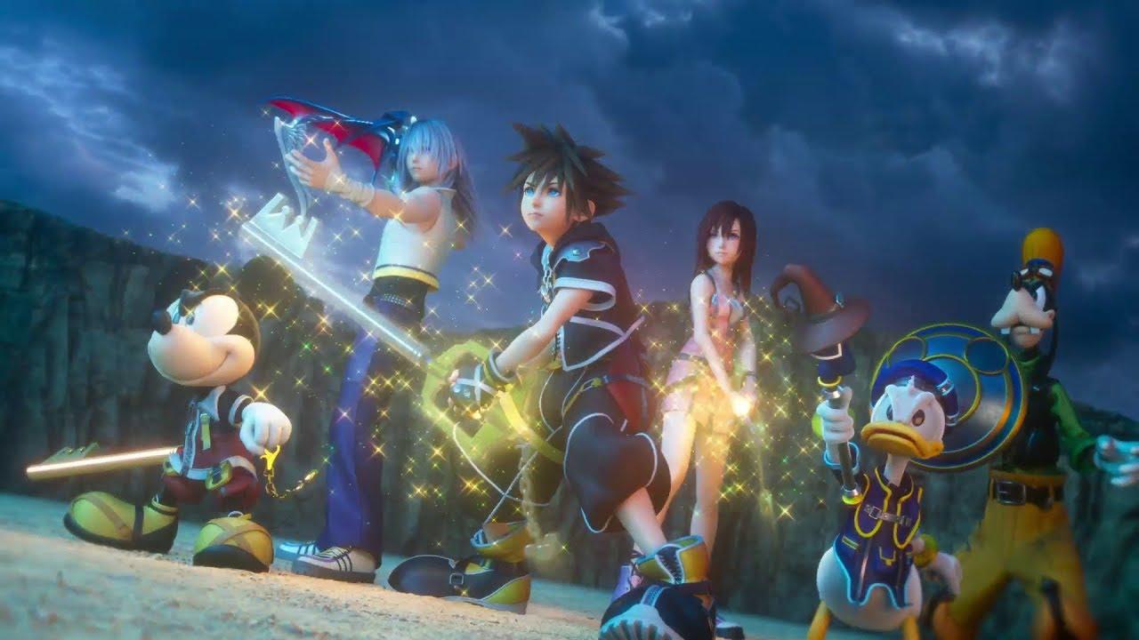 В играх Kingdom Hearts для ПК будет разблокированная частота кадров и более быстрое время загрузки