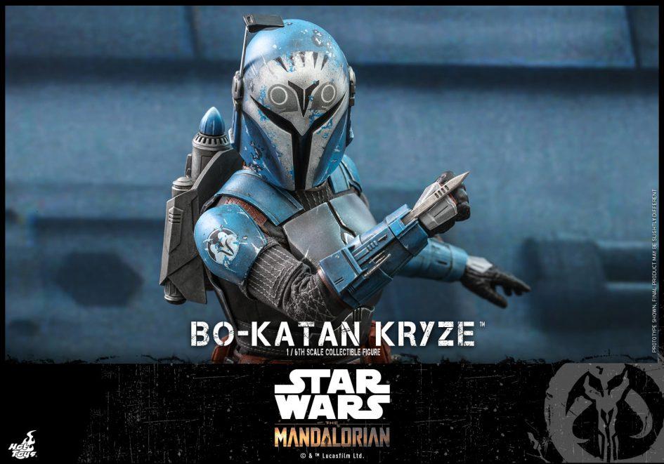 Hot Toys представила фигурку Бо-Катан из сериала