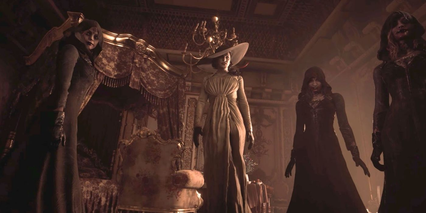 Сама Resident Evil Village будет весить 35 ГБ, ещё 15 - Re: Verse