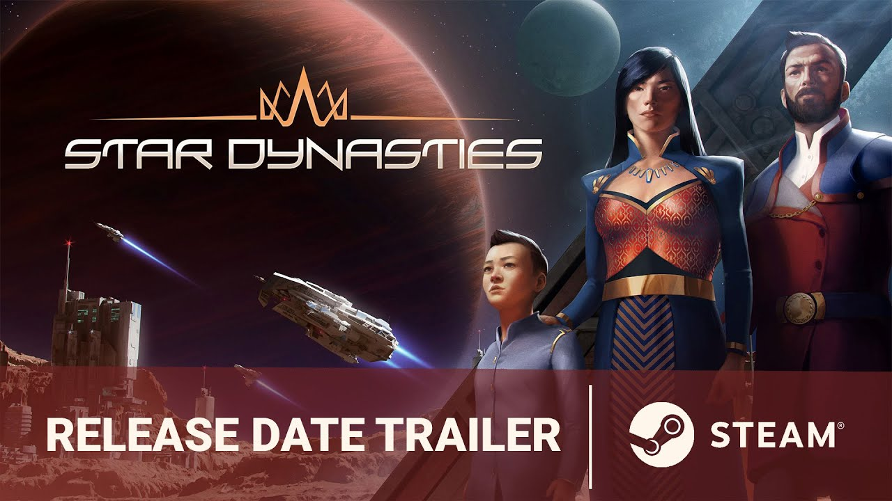 В раннем доступе Steam вышла научно-фантастическая стратегия Star Dynasties