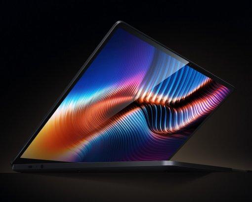Xiaomi представила ноутбук MiNotebook Pro 2021 сOLED-экраном ичастотой 120 Гц