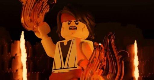 Фанат воссоздал трейлер фильма «Мортал Комбат» вLEGO-стиле