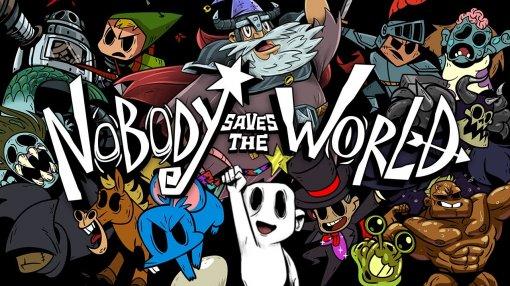 Создатели Guacamelee! показали новую экшн-RPG Nobody Saves the World
