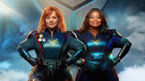 """«Мы""""Сила грома"""", запомните»: вышел трейлер новой супергеройской комедии отNetflix"""
