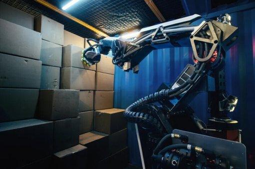 Boston Dynamics представила нового робота-кладовщика Stretch