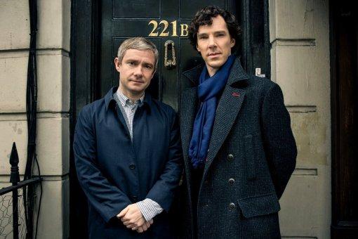 «Это возможно»: Мартин Фриман прокомментировал, будетли пятый сезон «Шерлока» или полнометражка