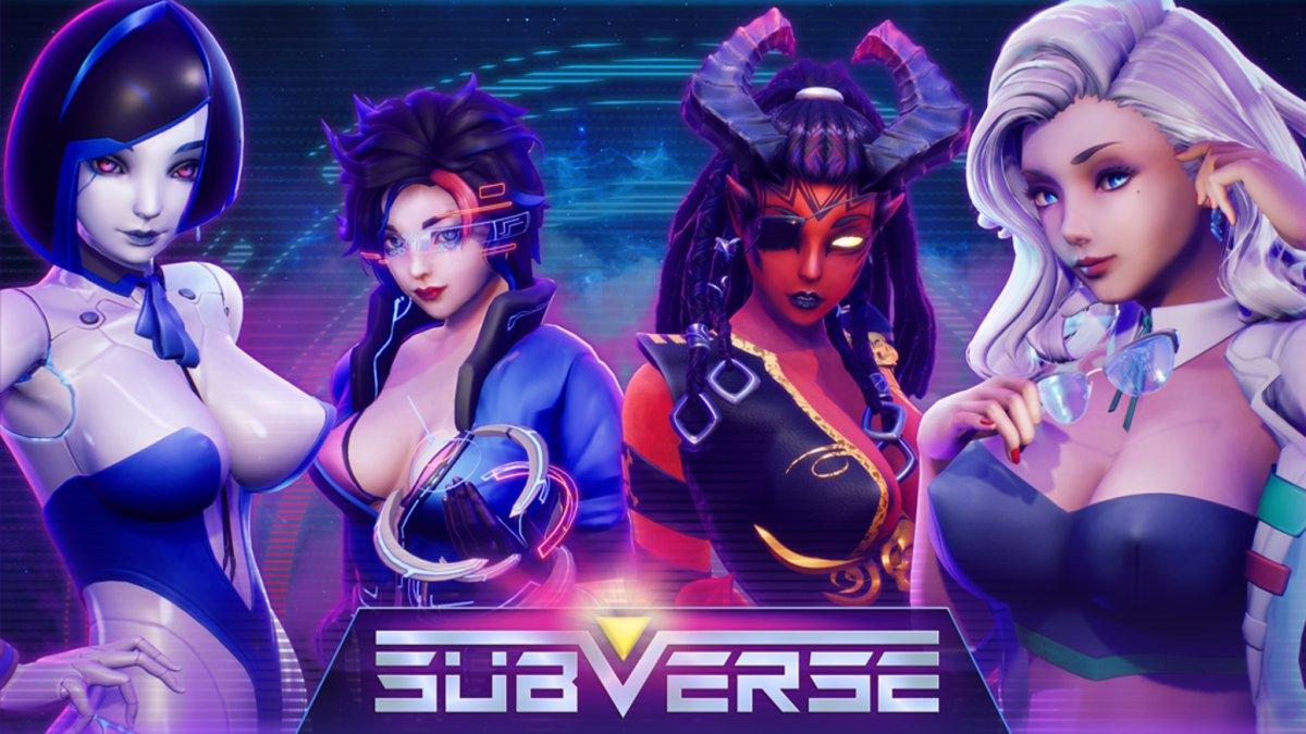 Пиратскую версию Subverse можно скачать в сети