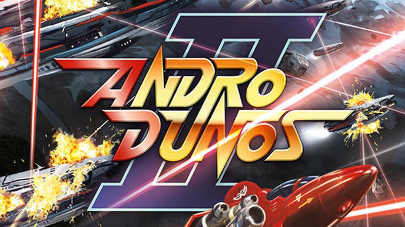 Классический сайдскроллер 1992 года Andro Dunos получит сиквел