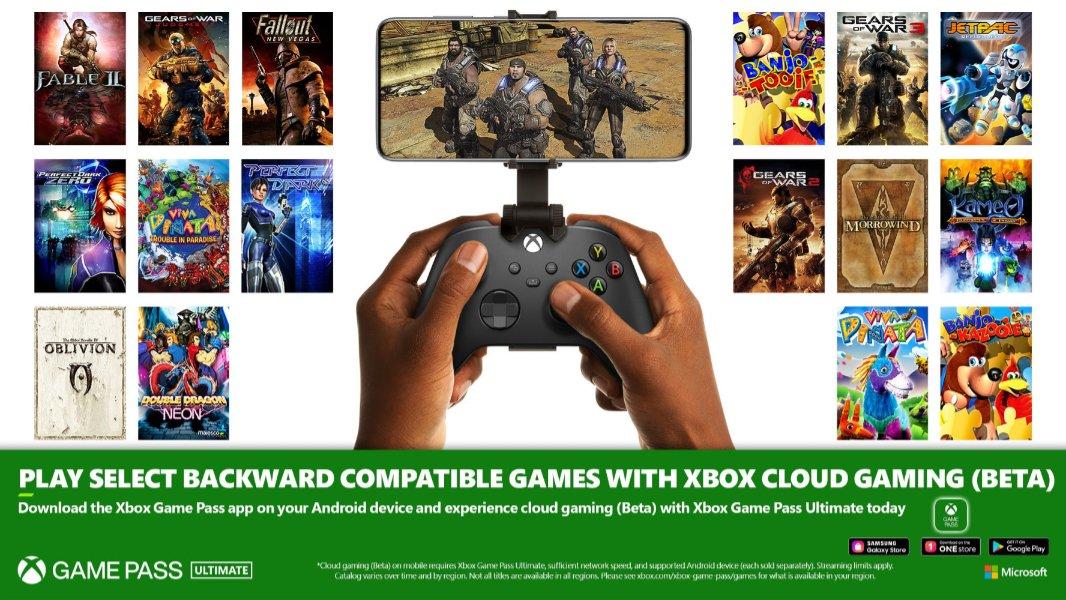 В Xbox Cloud добавили 16 классических игр с Xbox и Xbox 360