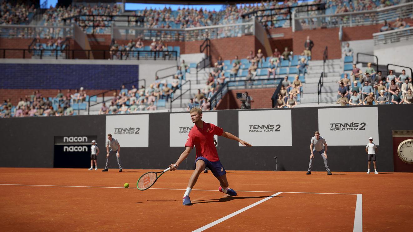 Новый трейлер Tennis World Tour 2 посвящен выпуску игры на PS5 и Xbox Series X / S