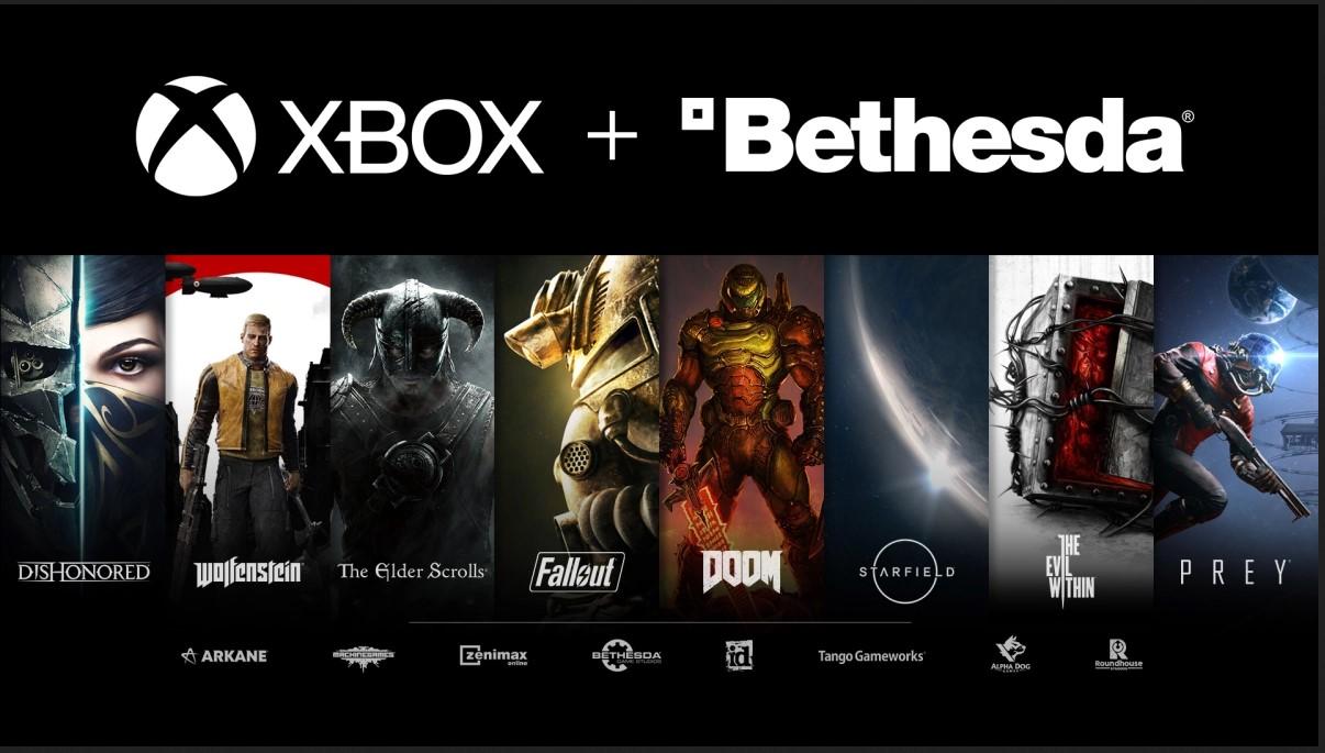 Microsoft продолжит инвестировать в мультиплатформенные игры Bethesda, но цель - эксклюзивные игры для Xbox Game Pass