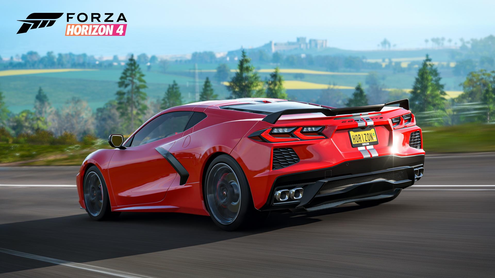 Forza Horizon 4 вошла в список лидеров продаж после дебюта в Steam