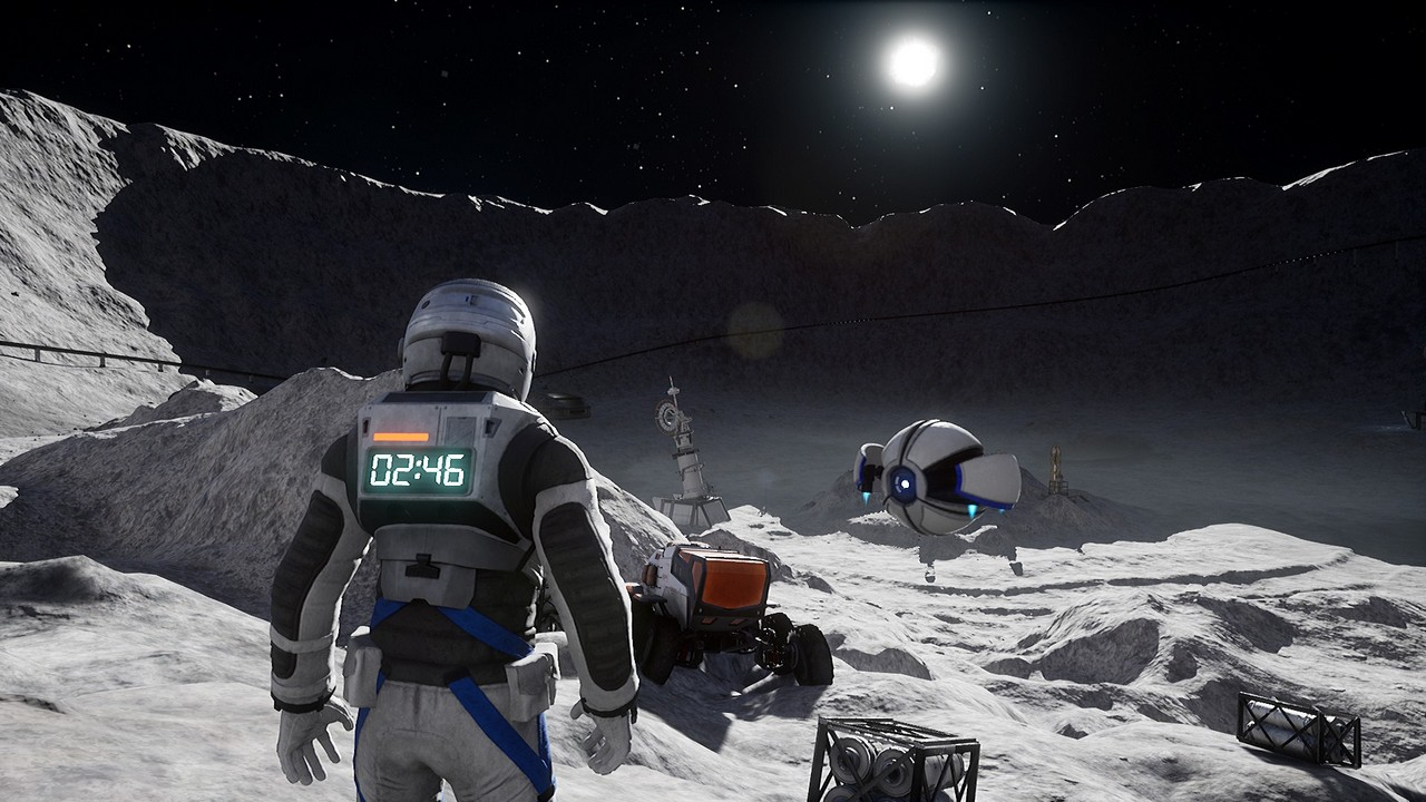 Deliver Us the Moon взяла курс на PS5 и Xbox Series