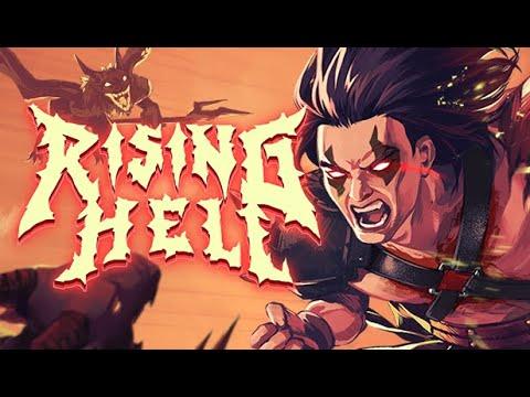 Роуглайт-платформер Rising Hell выйдет в мае
