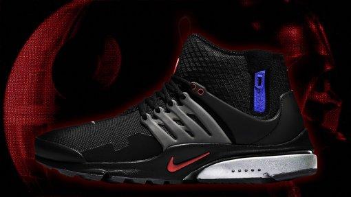 Nike готовит линейку кроссовок в стиле Star Wars