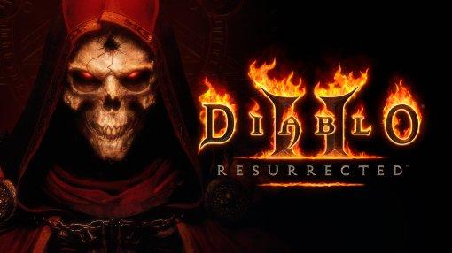 Названа дата начала технического тестирования Diablo II: Resurrected