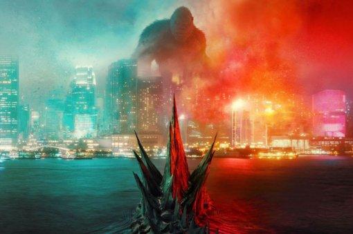 «Годзилла против Конга» стал рекордсменом кинопроката США вовремя пандемии