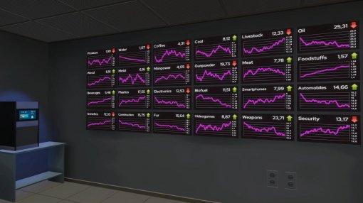 Невидимая рука рынка: появились трейлер и дата релиза симулятора биржевого брокера
