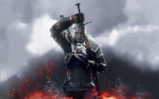Генри Кавиллу подарят воссозданный серебряный меч из«Ведьмака3»