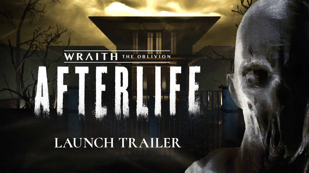 Релизный трейлер Wraith: The Oblivion Afterlife