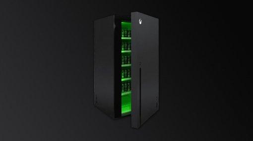 Xbox начнет производить холодильники в форме Xbox Series X