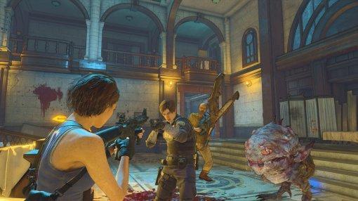 Объявлена новая дата релиза Resident Evil Re:Verse
