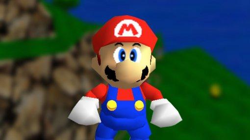 Super Mario 64 запустили в браузере