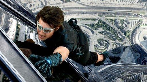 «Миссия: невыполнима»: Тому Крузу велели неулыбаться вовремя съёмок опасных трюков