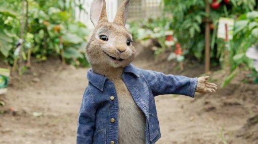 Sony выпустила финальный трейлер семейной комедии «Кролик Питер 2»