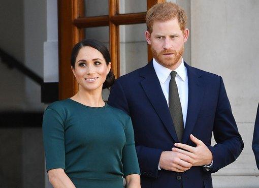 Принц Гарри поучаствует в создании сериала для Netflix