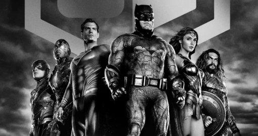 «Справедливость сера»: наКиноПоиске вышла чёрно-белая версия «Лиги справедливости Зака Снайдера
