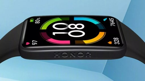 ВРоссии представили фитнес-трекер Honor Band6
