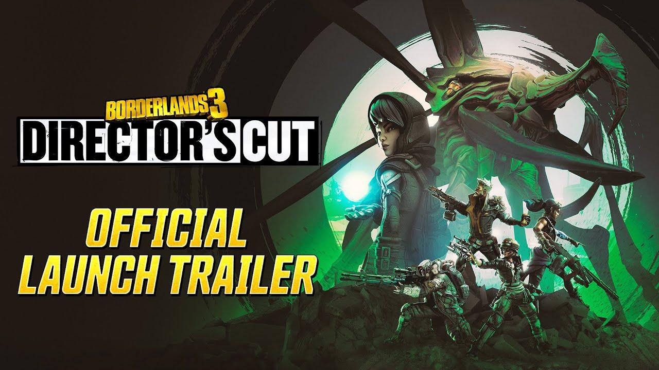 Стало доступно дополнение Director's Cut для Borderlands 3
