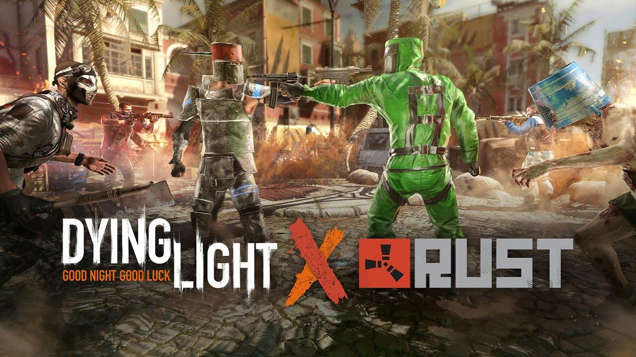 Rust в гостях у Dying Light! Подробности о кроссовере и бесплатном DLC!