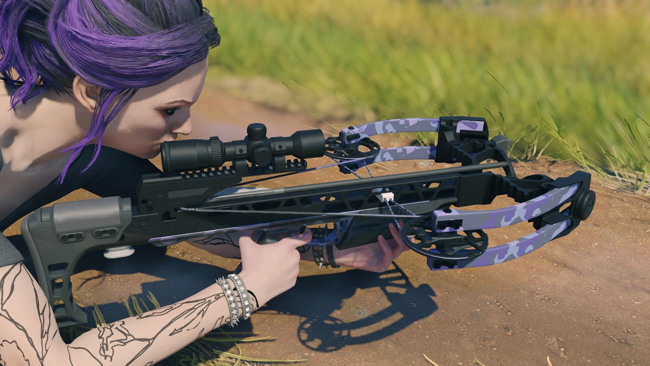 Первые подробности будущего обновления для CRSED: F.O.A.D - новое оружие, предмет и косметика