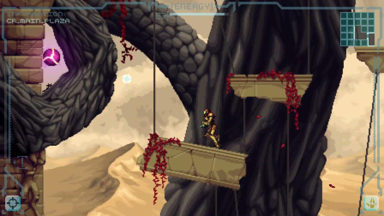 Стала доступна бесплатная демоверсия фанатской Metroid Prime 2D