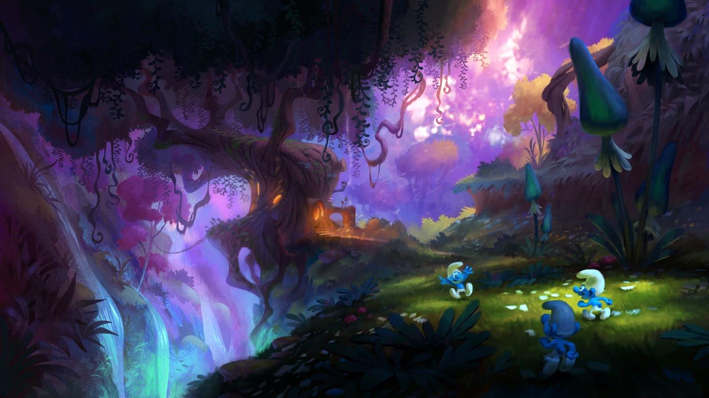 The Smurfs: Mission Vileaf выйдет в конце 2021 года для PS4, Xbox One, Switch и ПК