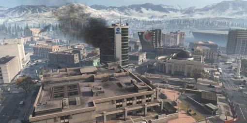 В сети появилась следующая карта Warzone. Activision борется с утечкой
