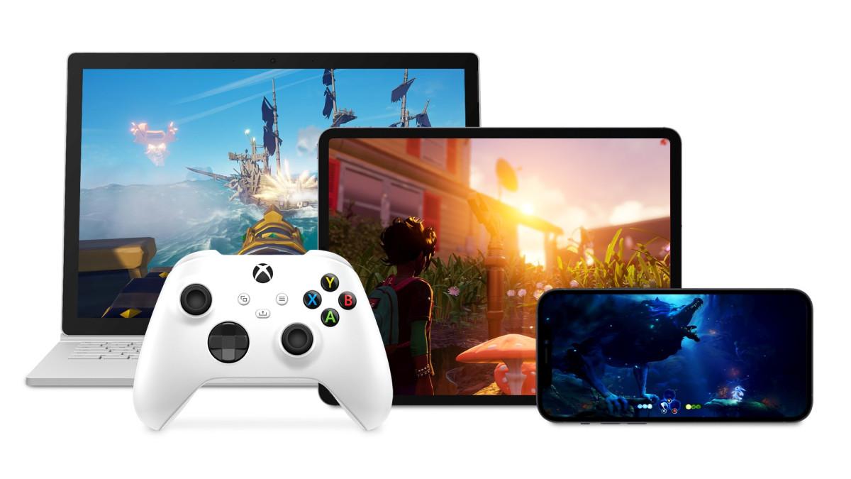 Бета-версия Microsoft xCloud выходит на iOS и ПК на этой неделе