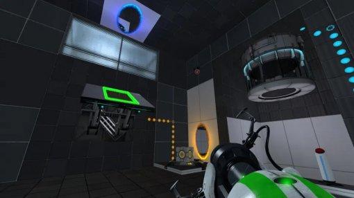Portal 2 получила мод с третьим порталом. Он позволяет перемещаться во времени
