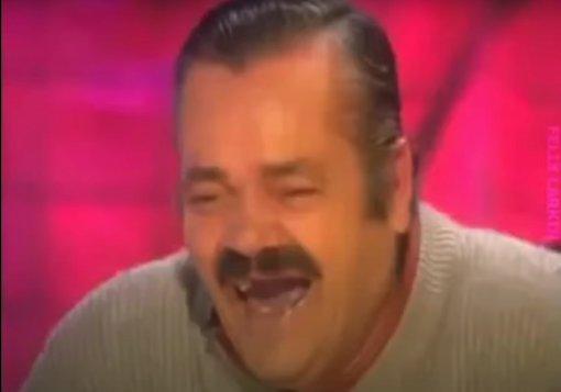 Умер Хуан Хоя Борха— герой мема «Хохотун»