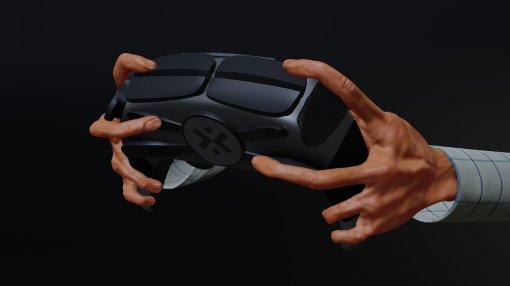 Исследователи показали, какими могут быть руки ипальцы геймеров вдалёком будущем