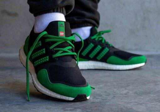 Adidas планирует выпустить еще одну пару Ultraboost в коллаборации с LEGO