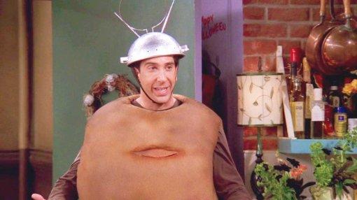 СМИ: вспецэпизоде «Друзей» появится Джастин Бибер вкостюме картошки