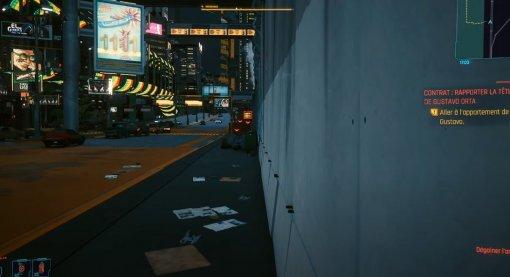 Моддеры вернули в Cyberpunk 2077 бег по стенам