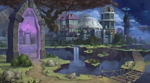 Mittelborg: City ofMages вышла наPlayStation 4 иXbox One