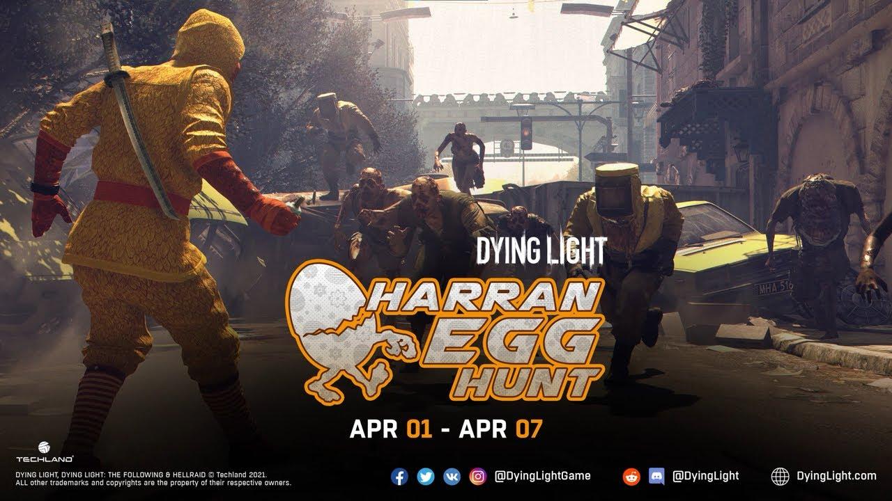 Пасхальный ивент в Dying Light
