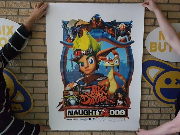 Naughty Dog заявила, что не работает над новой Jak & Daxter, но хотела бы