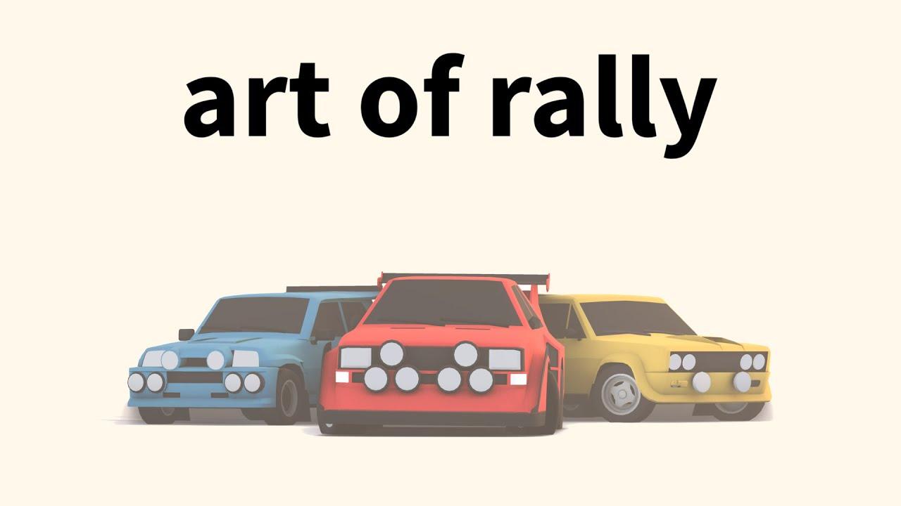 Art of Rally заедет на Switch этим летом